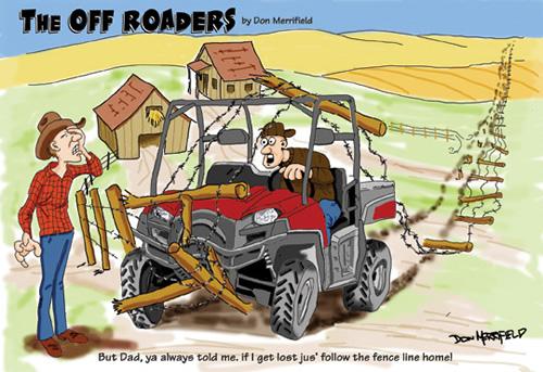 Best Side By Side Utv >> Cartoons - UTV Off-Road Magazine