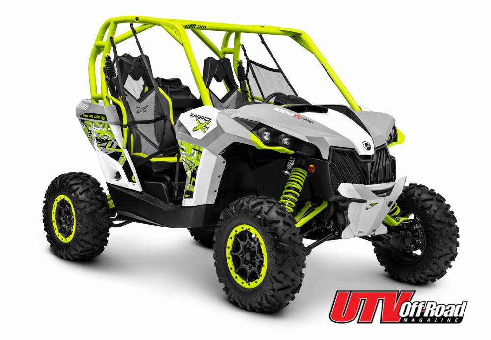 2015 Can Am Maverick 1000r X Ds Turbo Utv Off Road Magazine
