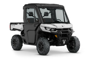 2020 Can-Am Defender Limited Cab HD10 - Hypersilver