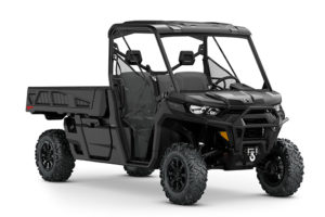2020 Can-Am Defender updates HD10