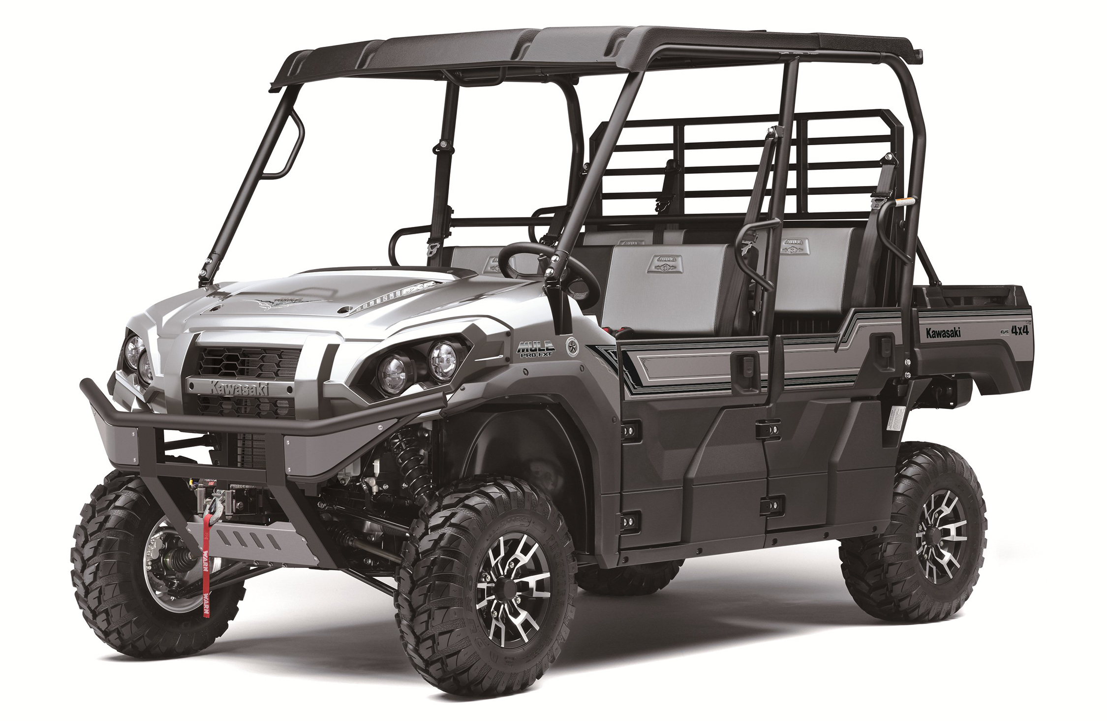New 2020 Kawasaki MULE PRO-FXT Ranch Edition