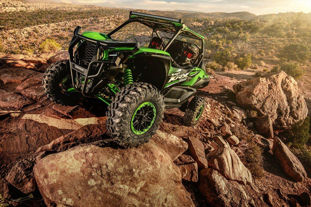 2020 Kawasaki Teryx KRX 1000 First Look
