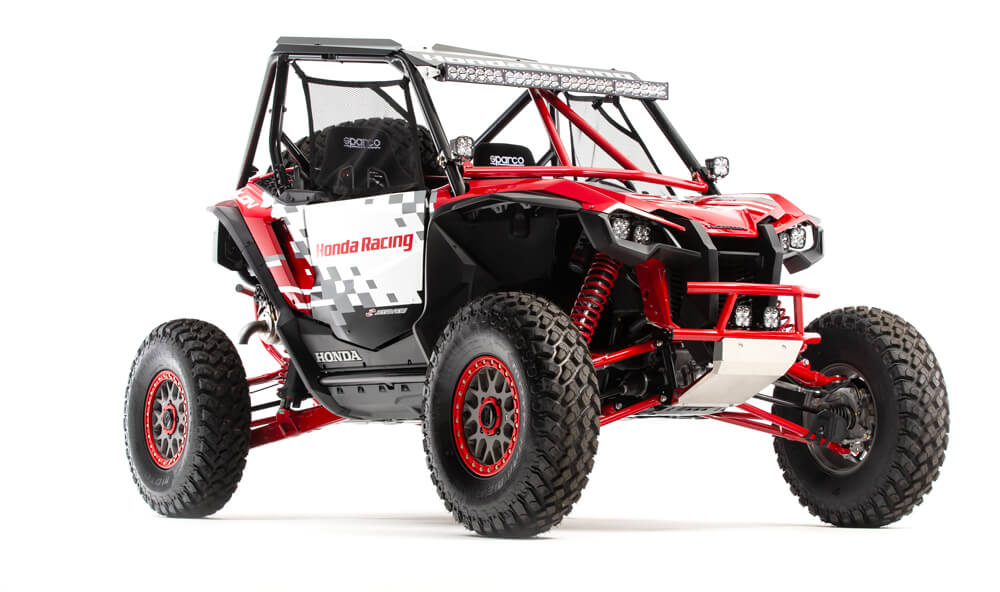 Talon KRX and YXZ Legal in UTV Pro Turbo Class