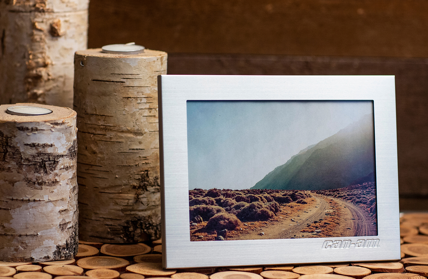 5-in. x 7-in. Can-Am photo frame