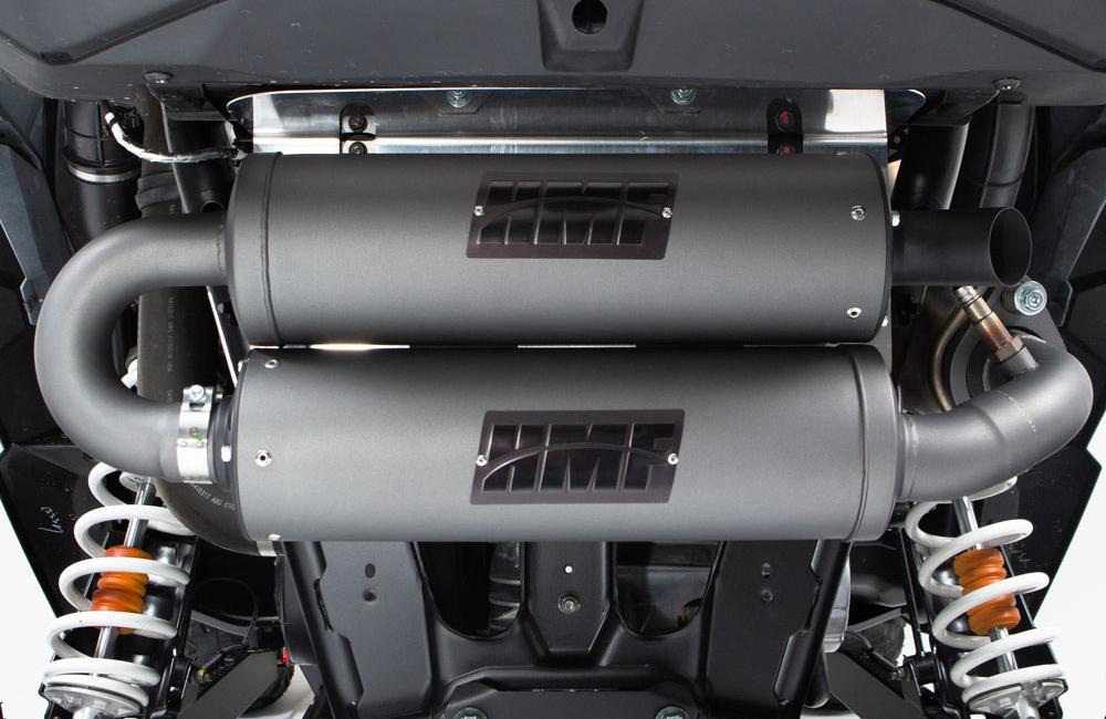 HMF Racing Exhausts