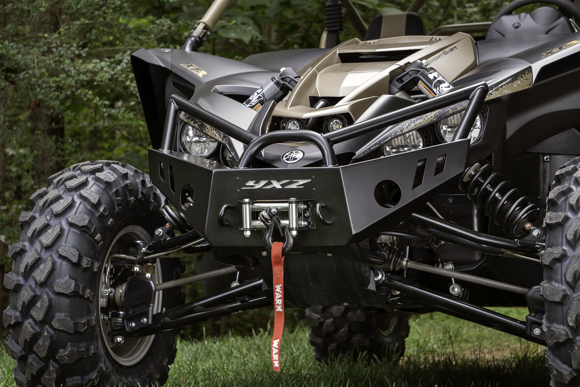 Yamaha Announces New Accessories for Proven Off-Road Vehicles