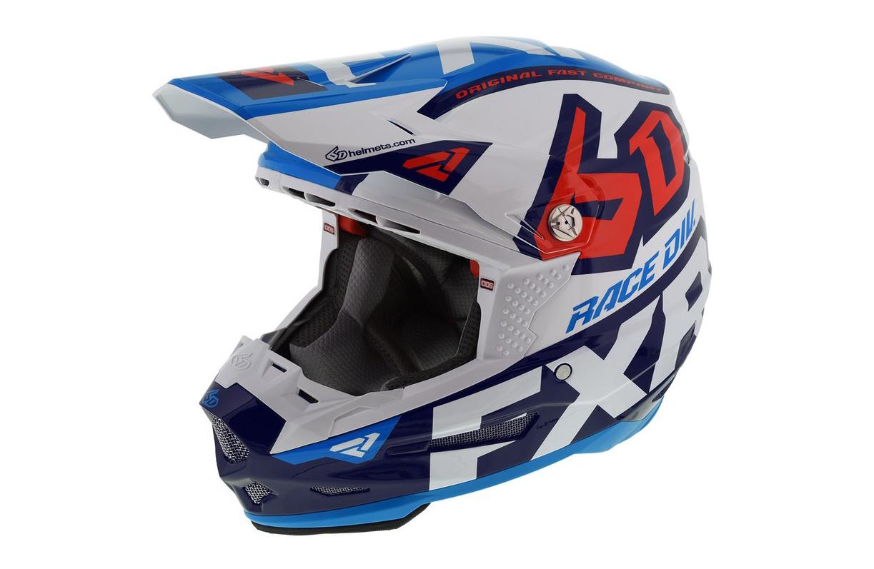 FXR Racing's 6D helmet