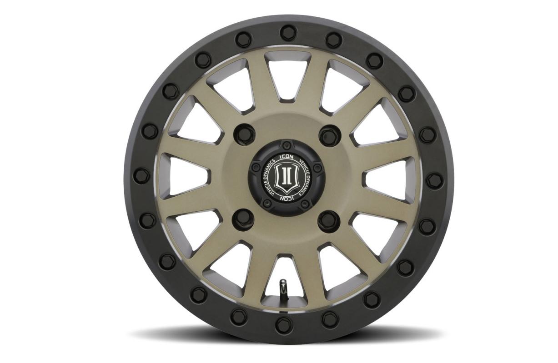 Icon Alloys' new UTV wheels