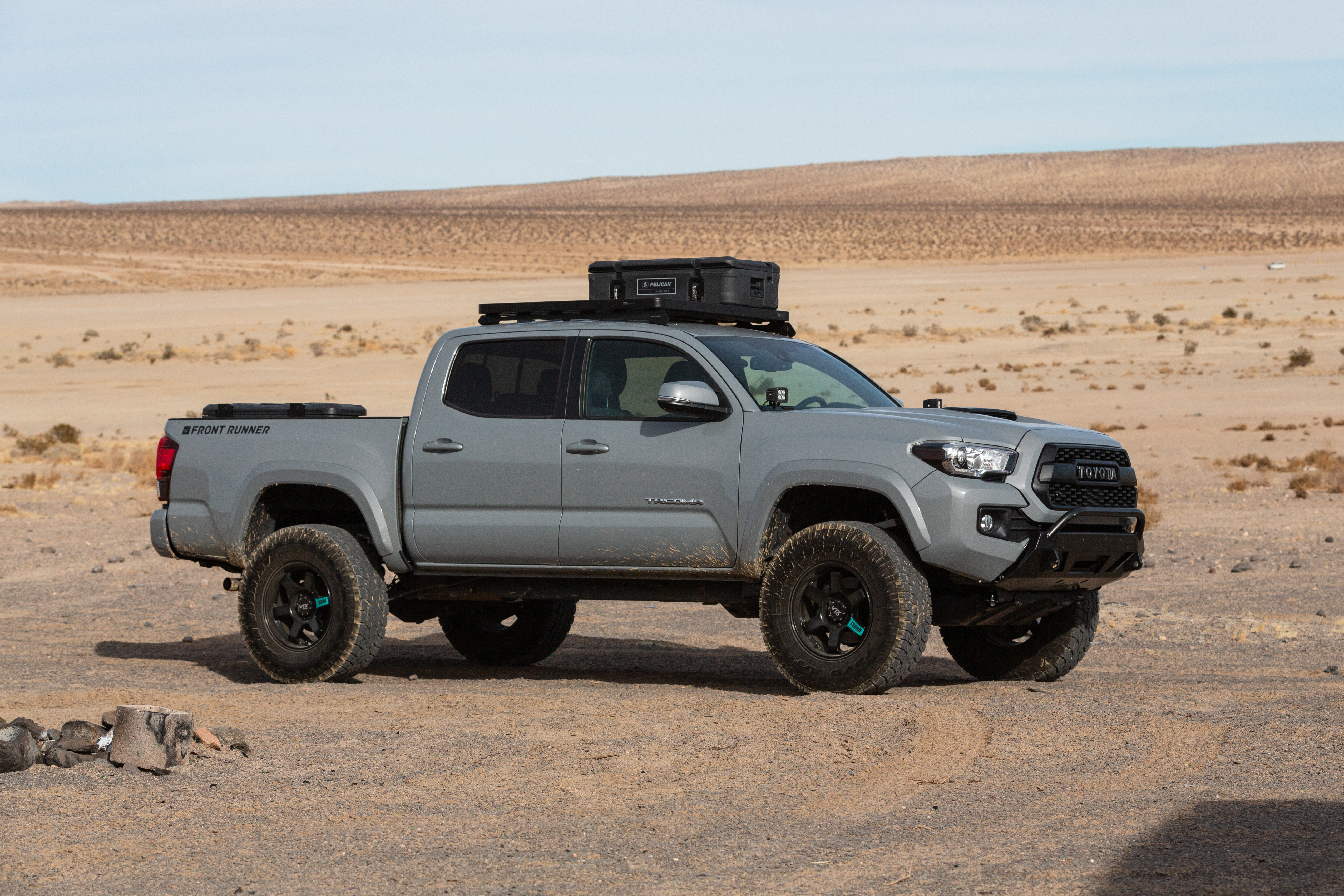 New Pelican CARGO Cases For The Off-Road Enthusiast