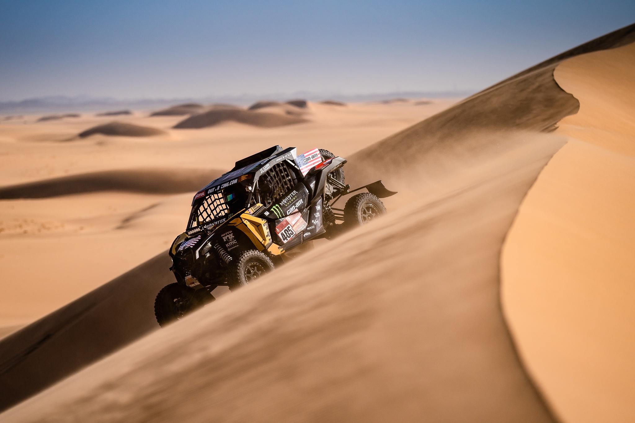 Casey Currie Wins 2020 Dakar Rally