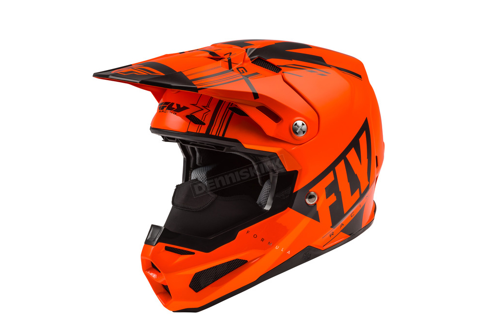 Fly Racing Formula Carbon Vector Cold Weather Helmet