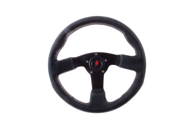 Symtec Demon Heated Steering Wheel for Can Am