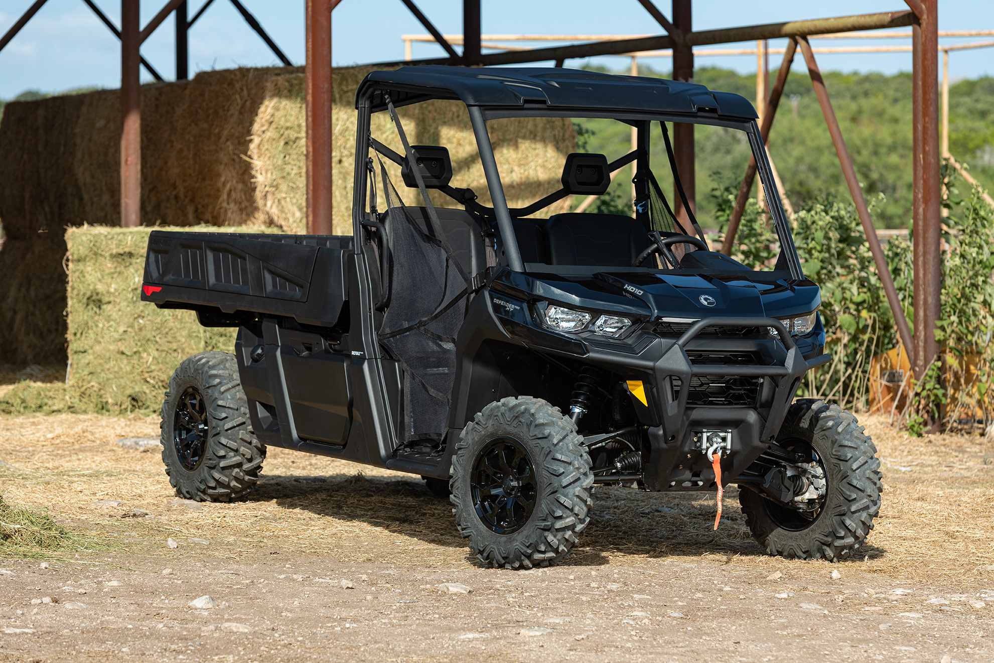 2020 Can-Am Defender Pro Review