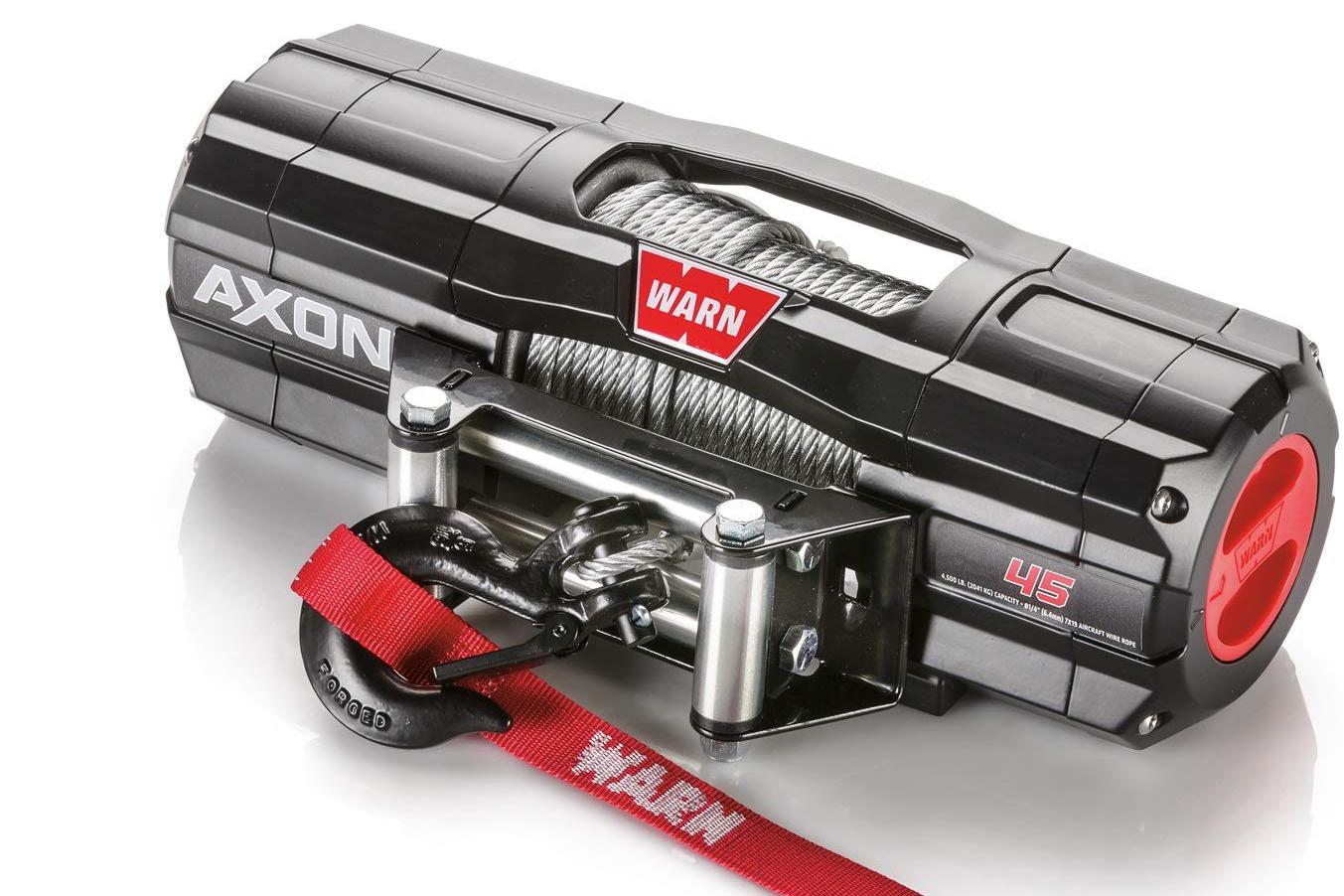 Warn Axon Winch: