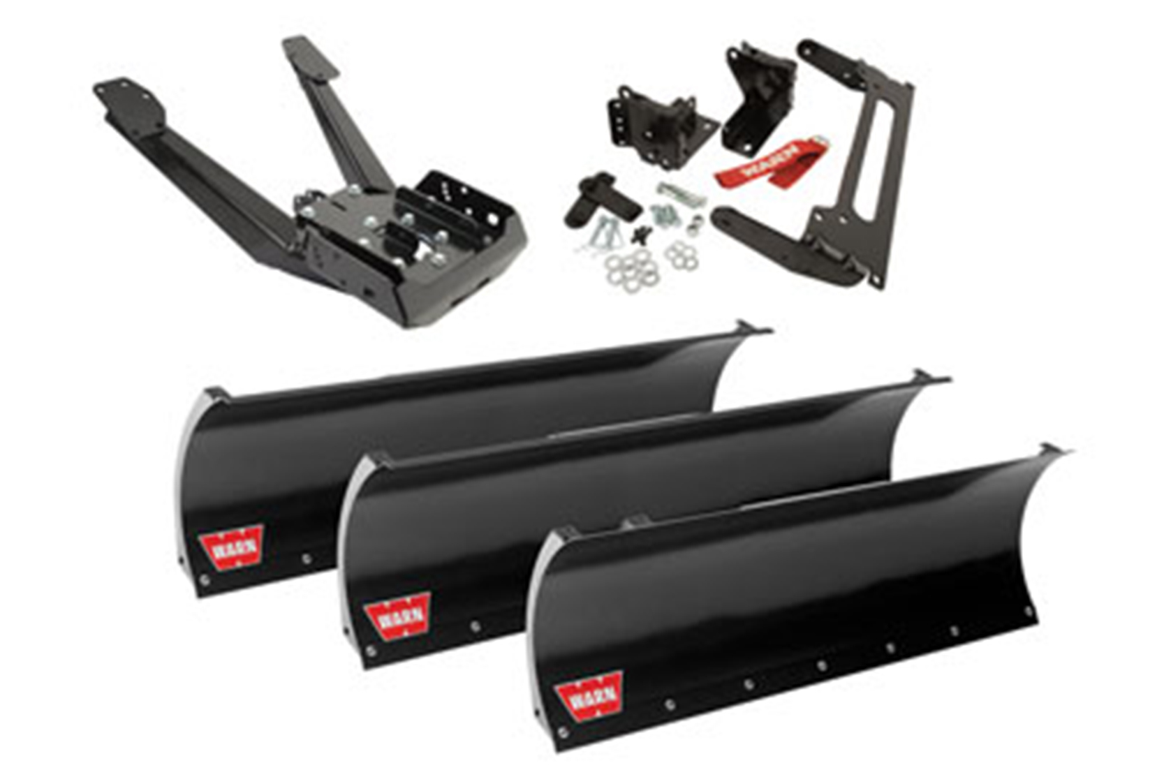 "Warn ProVantage 60"" Snow Plow"