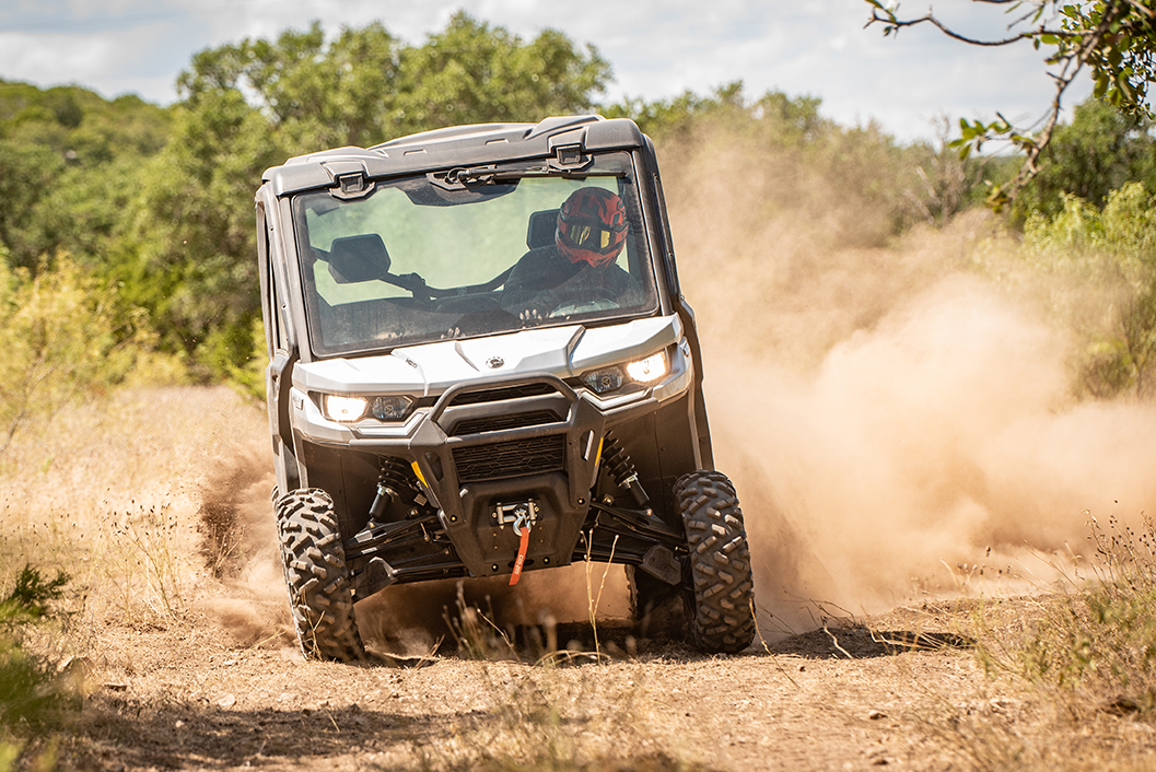2020 Can-Am Defender Lineup Review