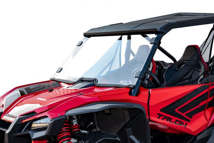 SuperATV Honda Talon Scratch Resistant Full Windshield