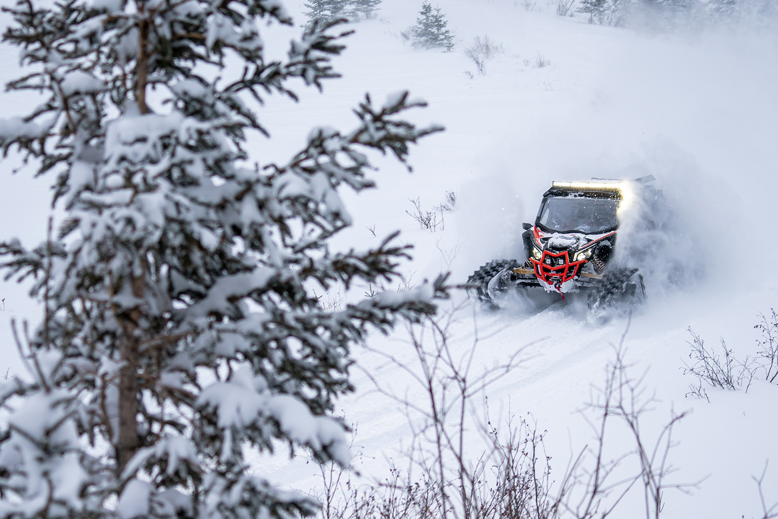 Winter Off-Road Accessory Guide