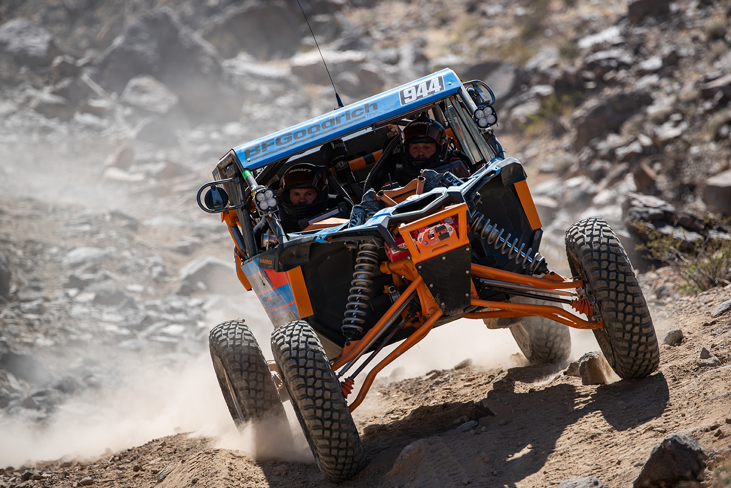 2020 King of the Hammers Race Recap