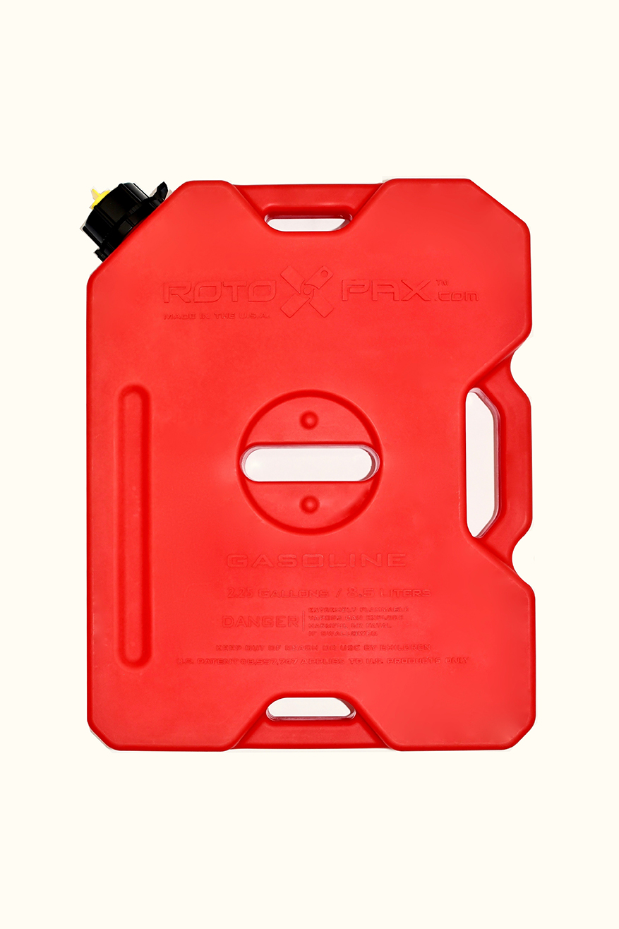Rotopax Fuel Container