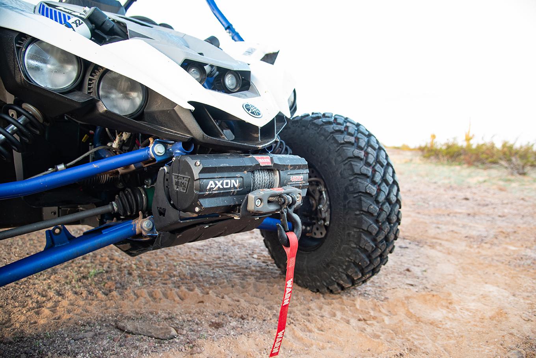 WARN Axon 4500 S