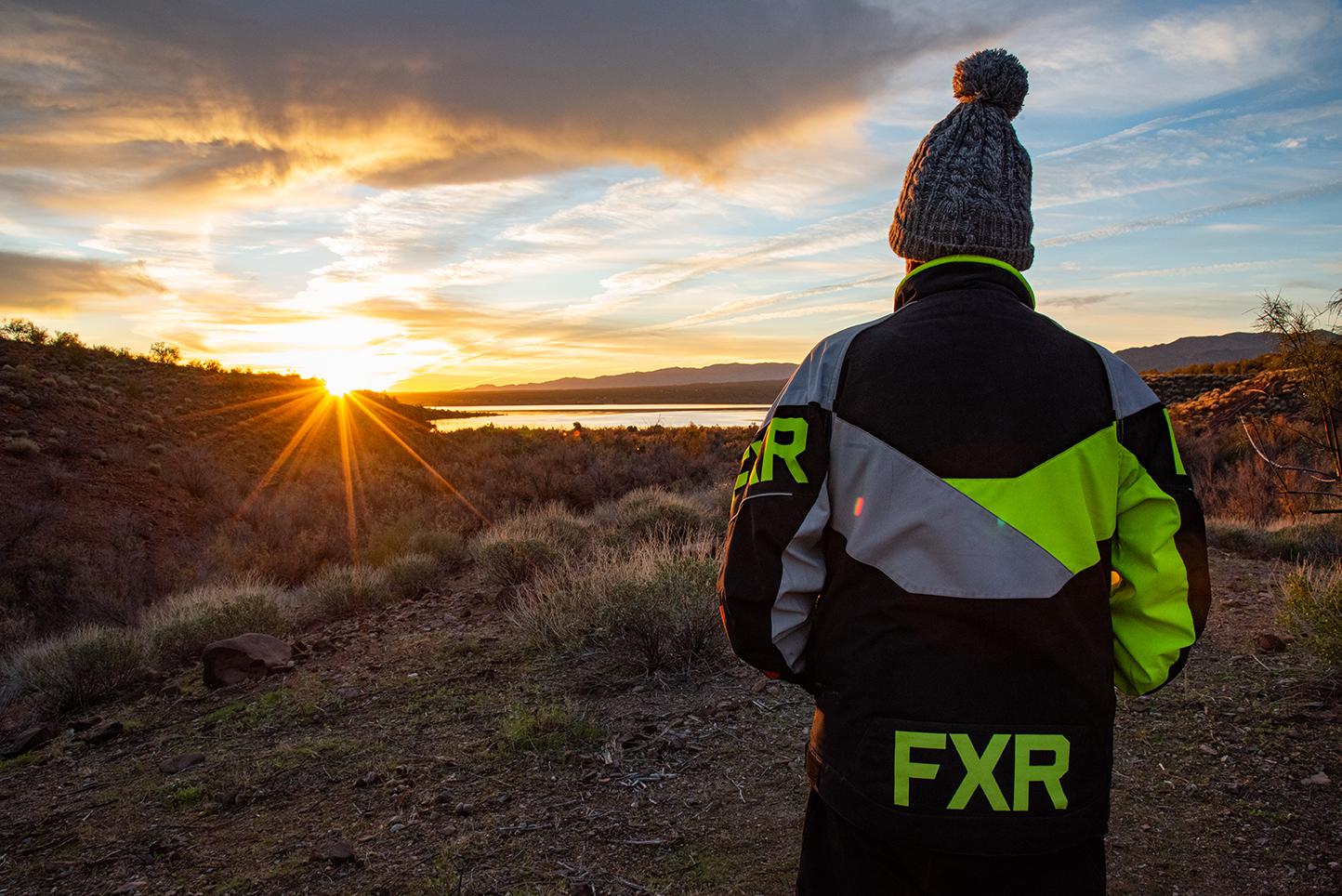 FXR Mens Fuel Jacket 20