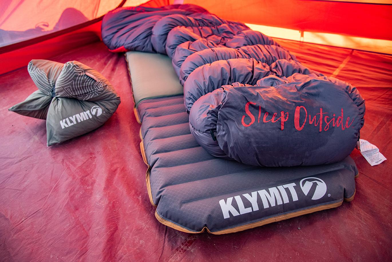 Klymit Sleeping Gear