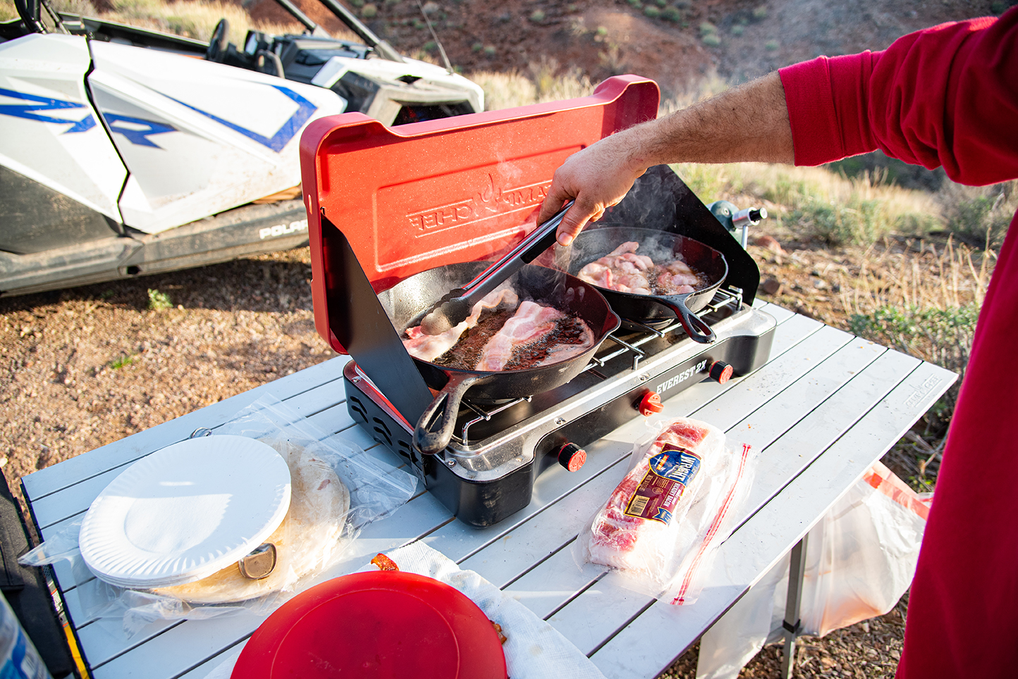 Camp Chef Everest 2X Camp Stove
