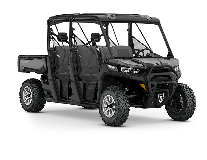 2020 Can-Am Defender MAX Lonestar
