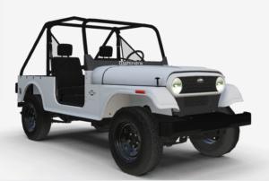 2020 Mahindra Offroad ROXOR