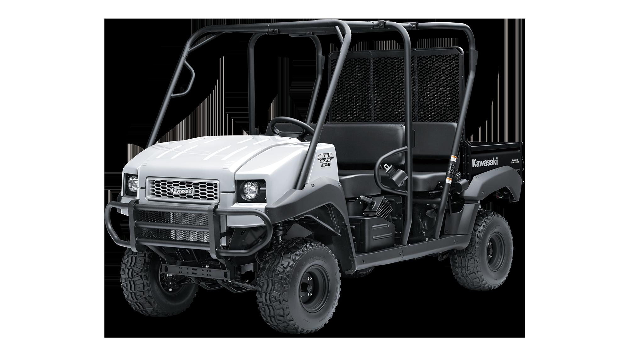 2020 Kawasaki Mule 4000 TRANS