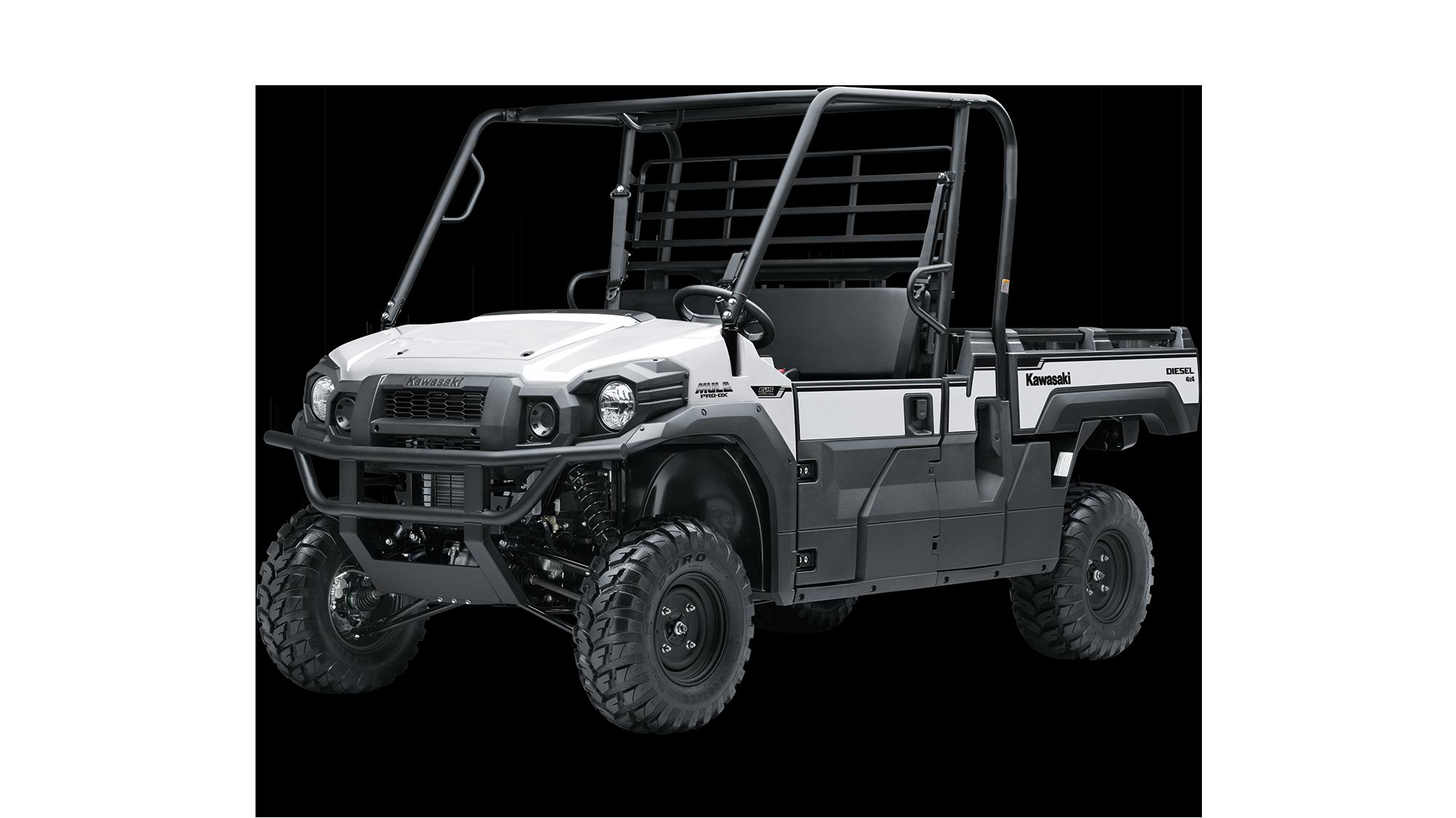 2020 Kawasaki Mule PRO-DX EPS Diesel