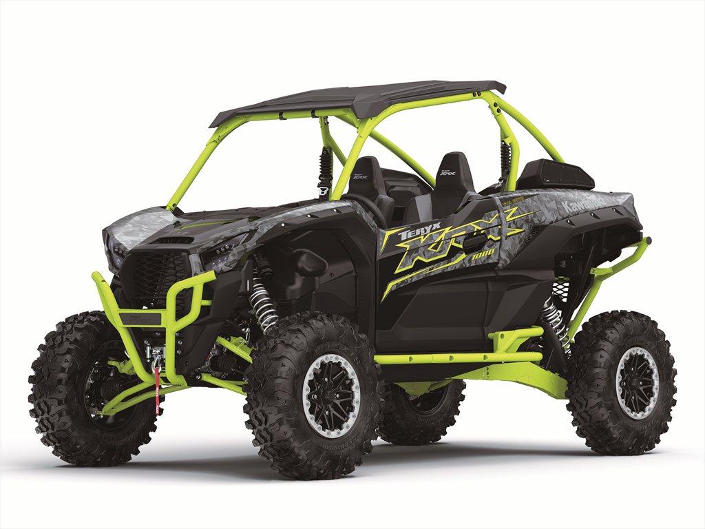 2021 Kawasaki Teryx KRX 1000 Lineup