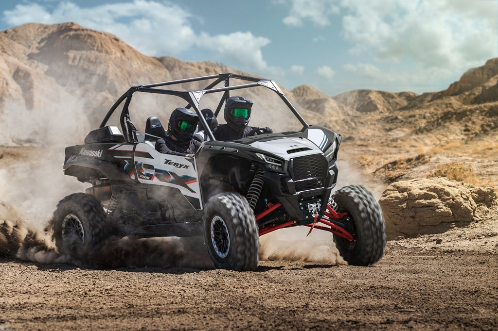 2021 Kawasaki Teryx KRX 1000 Special Edition