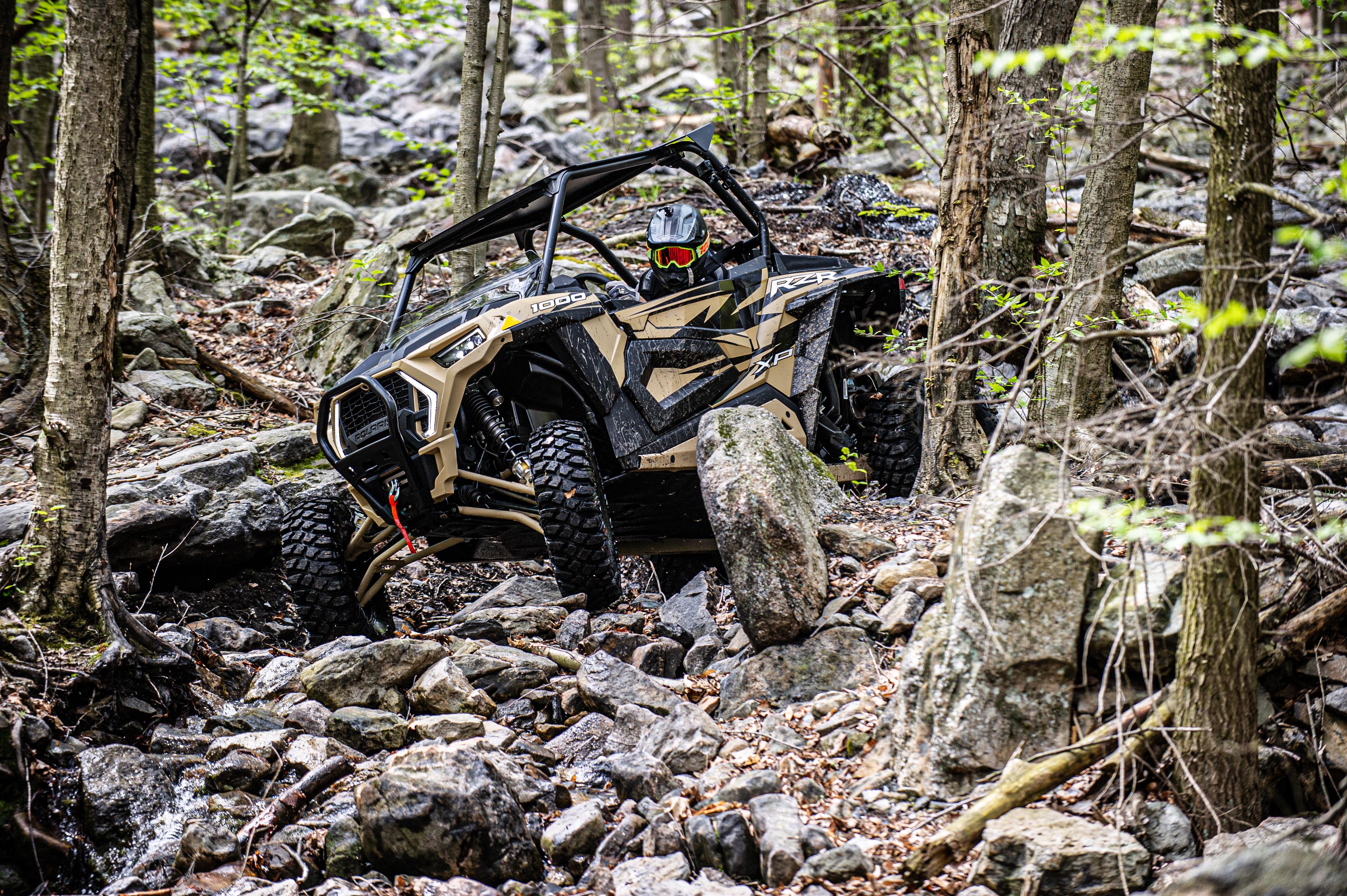 2020 Polaris RZR XP 1000 Trails & Rocks Review