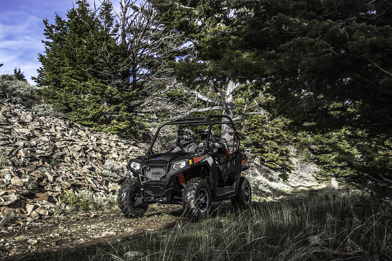 2021 Polaris RZR Trail 570 Premium