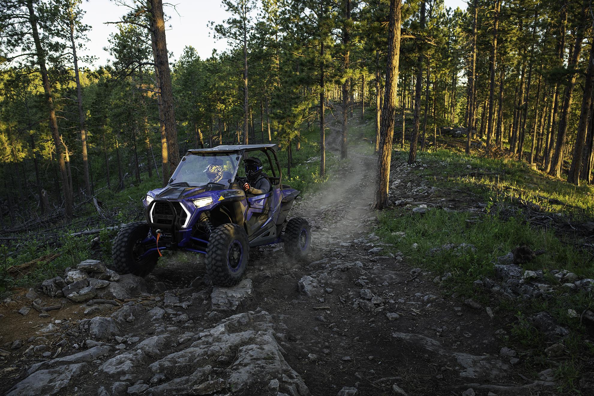 2021 Polaris RZR XP 1000 Trails & Rocks