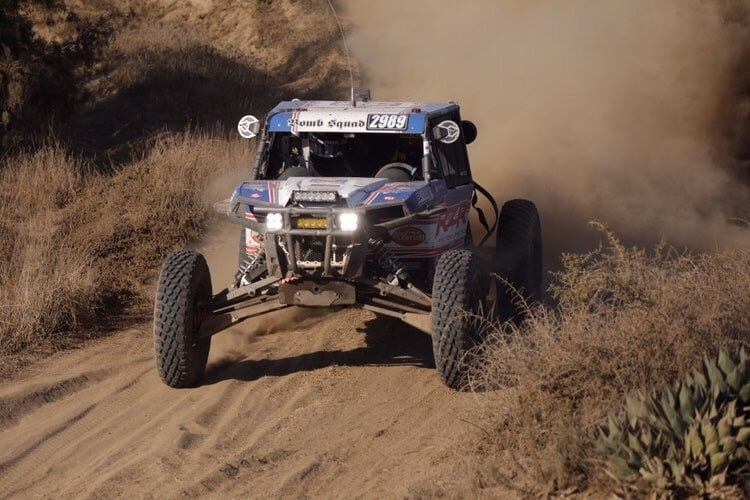 Polaris RZR Factory Racing Captures Eighth-Straight Win at SCORE Baja 1000