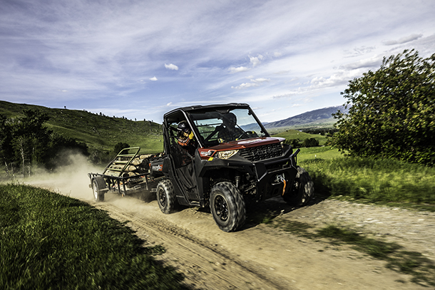 2020 Polaris Ranger 1000 Premium Ranch Test