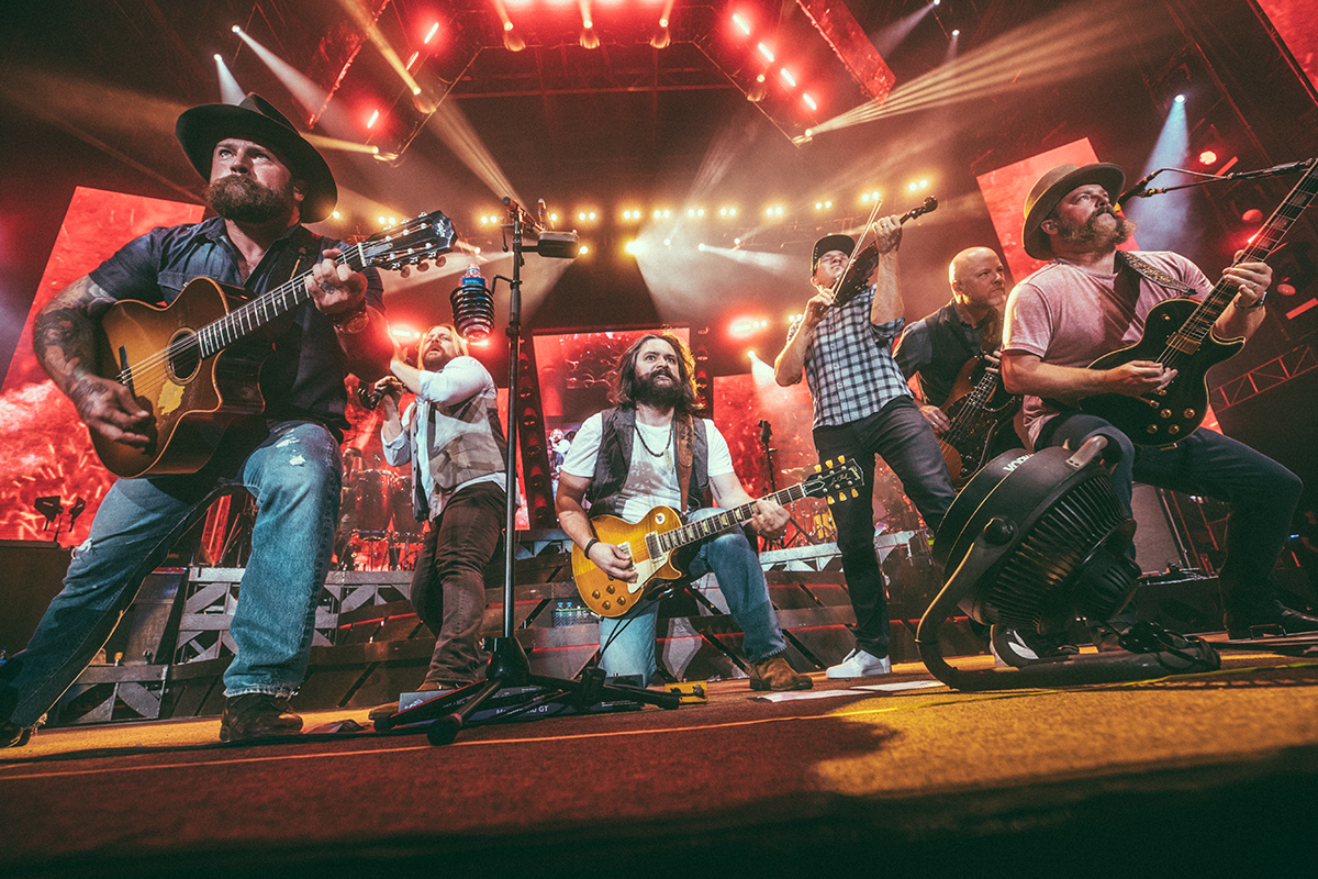 Polaris Off Road to Stream Zac Brown Band Benefit Concert