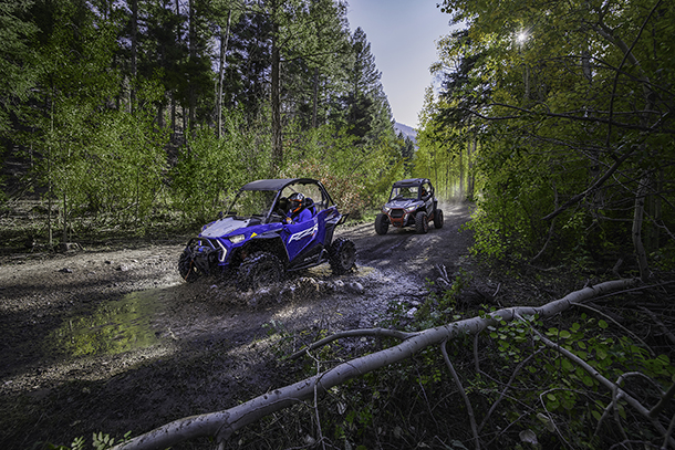 New 2021 Polaris RZR Trail Lineup