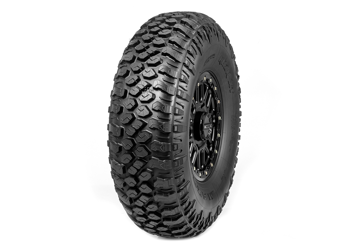 All-New Maxxis RAZR XT Desert UTV Tire