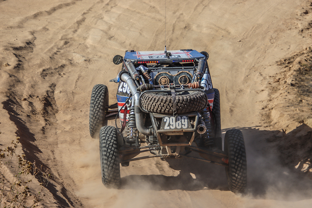 Baja 1000 Winning Polaris RZR