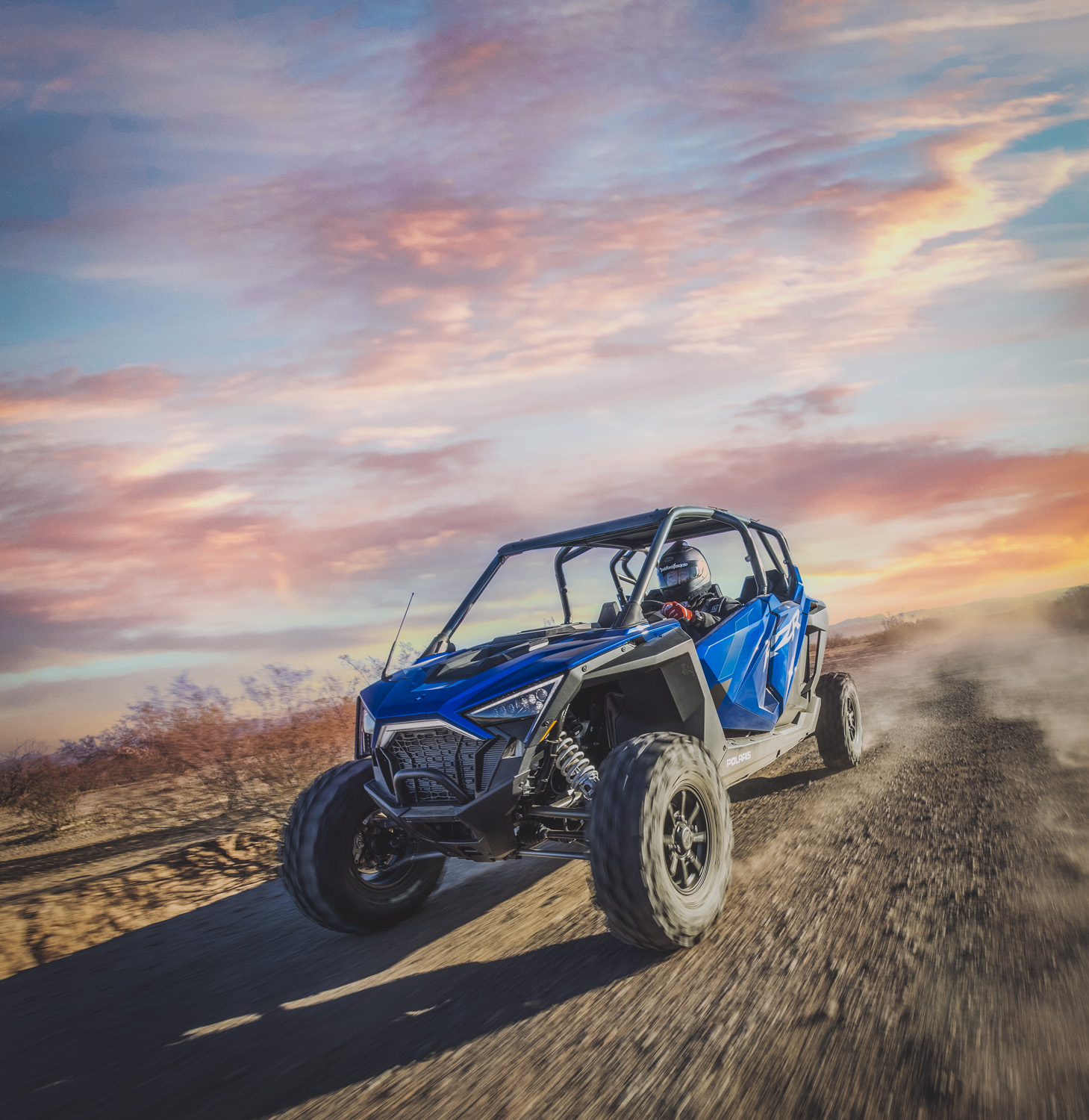 New RZR Pro XP Rockford Fosgate Limited-Editions