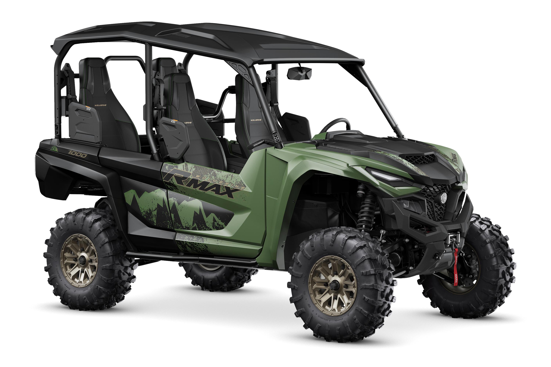 2021 Yamaha Wolverine RMAX4 1000 XT-R