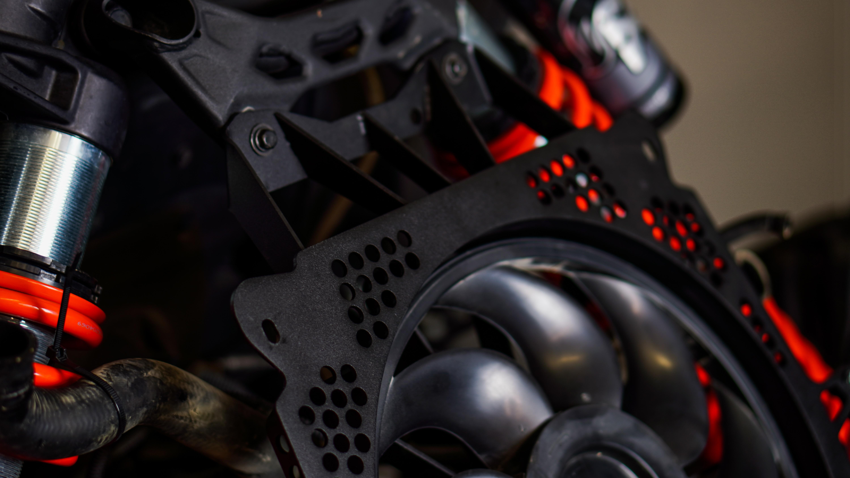 FASTLAB UTV Can-Am X3 Reinforced Fan Shroud