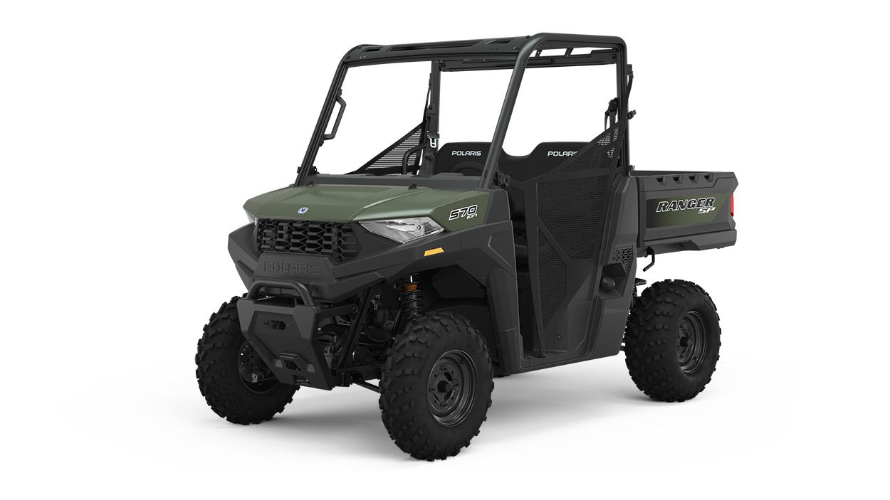 2022 Polaris Ranger SP 570 Lineup