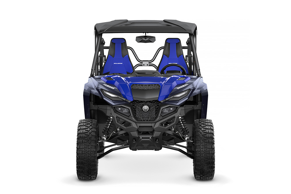 2022 Yamaha Wolverine RMAX Lineup