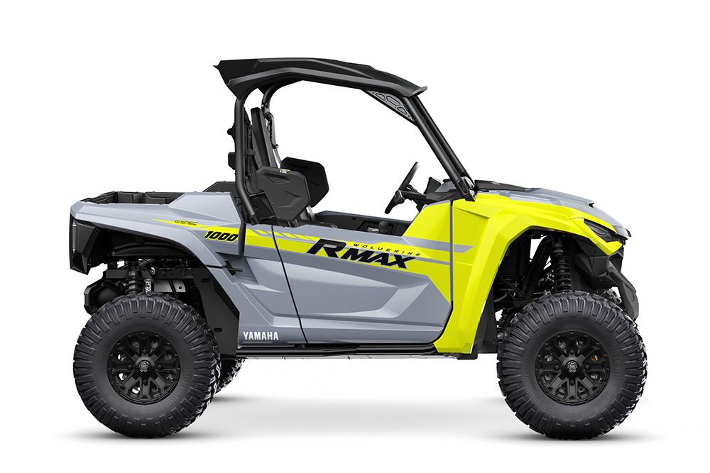 2022 Yamaha Wolveirne RMAX2 - Yellow