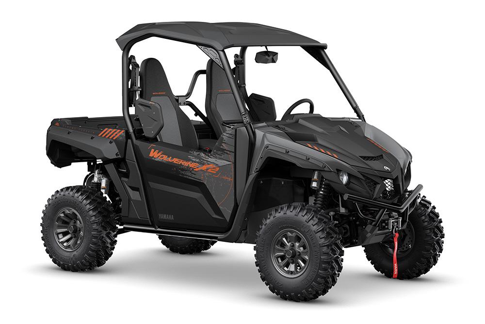 2022 Yamaha Wolverine X2 and X4 Linuep